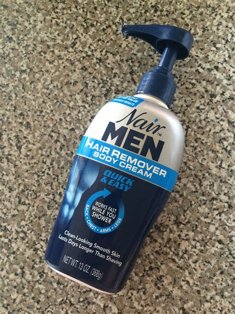 can guys use nair on their pubic hair nair for men good for pubic hair for the guys nair for men