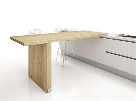 domus cuisine table snack de cuisine rond 210 by domus arte design enrico