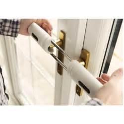 How To Secure A Patio Door Security Screen Doors Door Locks