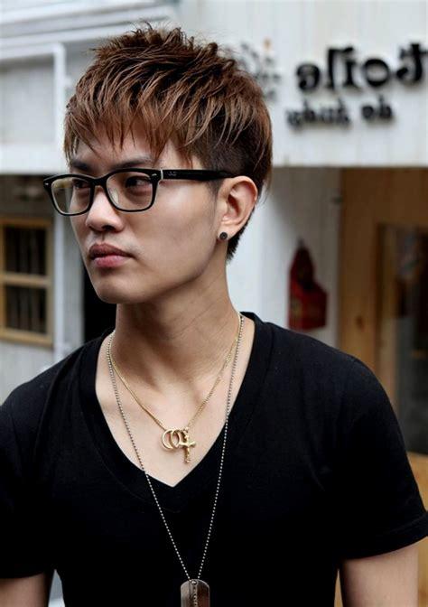 Asian Undercut Hairstyle by Undercut Asian