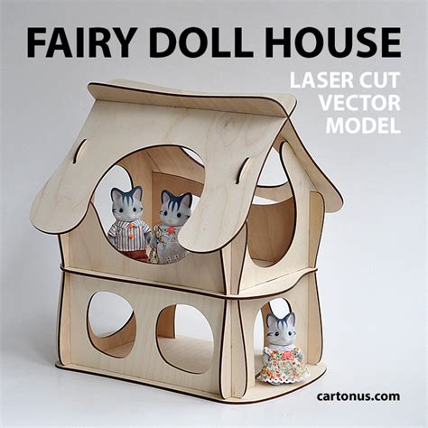 fairy doll houses fairy doll house cartonus