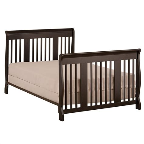 4 In 1 Stages Baby Crib In Black 04588 49b Baby Cribs In Black