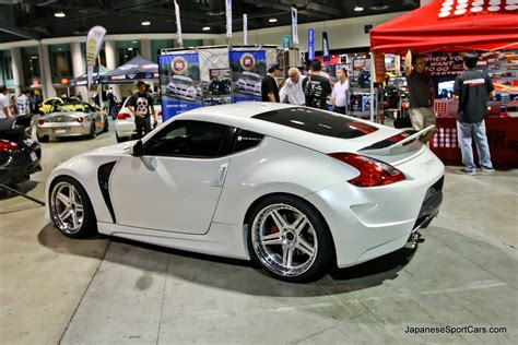custom nissan 370z kits custom nissan 370z with amuse vestito kit and venaci