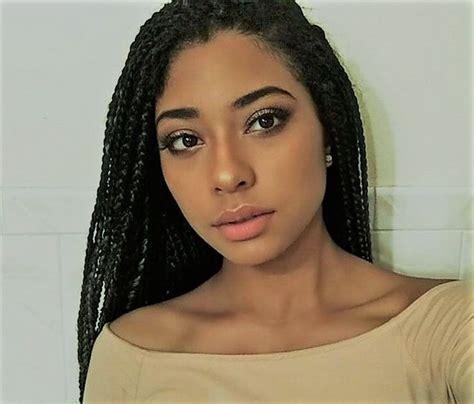 Medium Braids Hairstyles by 10 Eye Catching Box Braids Medium Length Hairstyles New