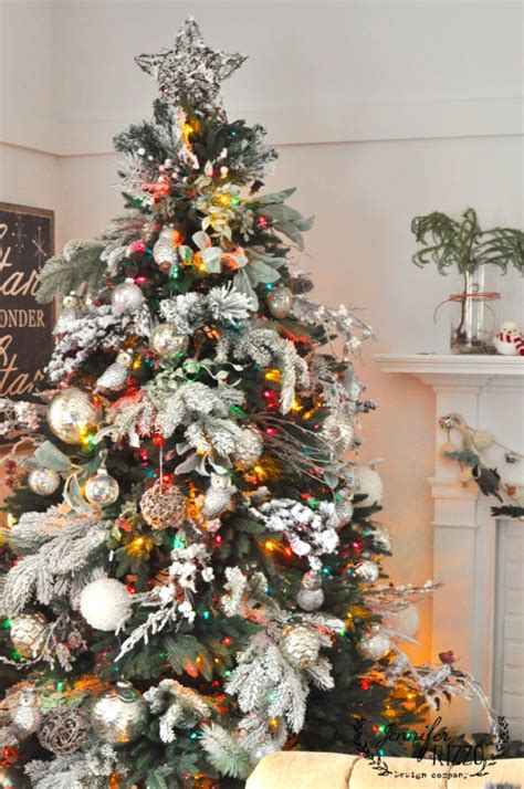 where to put christmas tree winter forest christmas tree and how to fake a flocked