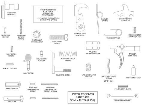 ar 15 parts diagram lower receiver ar 15 lower parts kit diagram ar 15 lower parts kit co