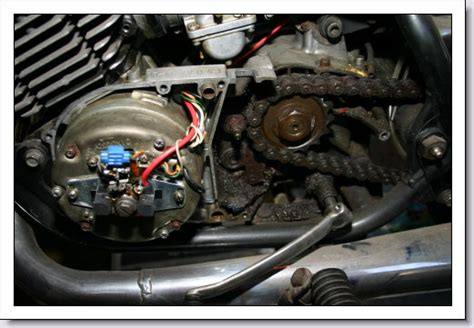 72 yamaha rd 350 wiring diagram yamaha rhino ignition