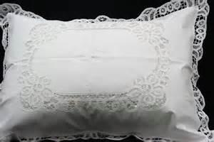 White Embroidered Duvet Cover Elite Battenburg Lace Bedding Ensemble Amp Matching Sheet