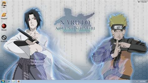 download themes naruto untuk windows 7 wallpaper naruto untuk windows 7 wallpapersafari