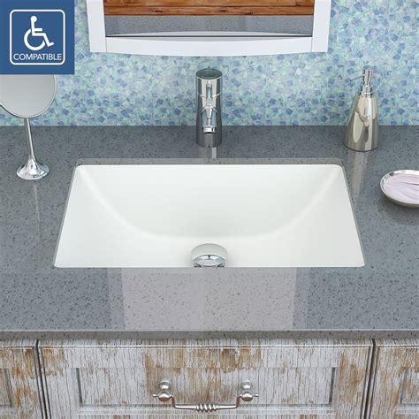 small rectangular undermount bathroom sink undermount bathroom sink bathroom sinks 9 lowes sink