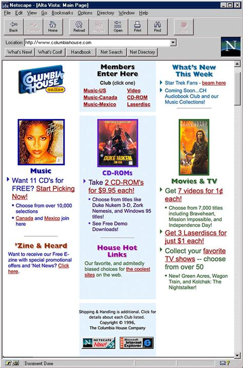 columbia house music club free cds want 11 cds for free boyle software inc