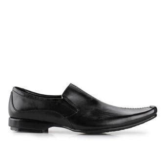 Garsel Sepatu Sport 005 Hitam jual marelli sepatu formal pria kulit lv 005 hitam di