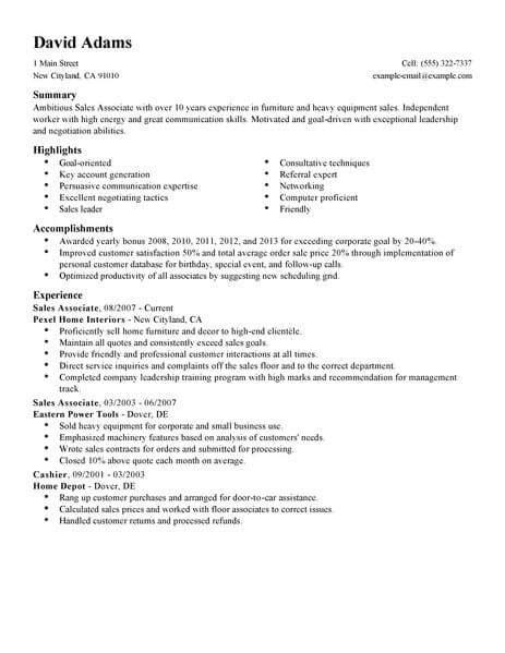Development Associate Sle Resume by Service Desk Analyst Questions Best Sales Associate Resume Exle Livecareer