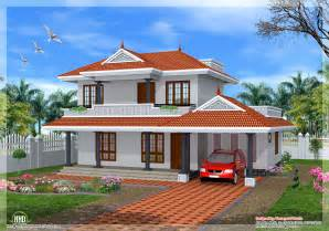 Bedroom sloping roof home design kerala home design and floor plans