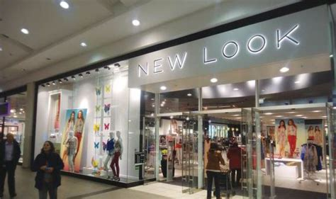 new look new look is expected to be expanded internationally after