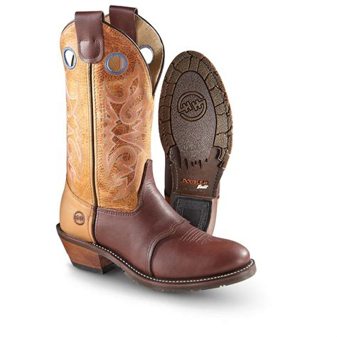 h and h boots s h boots 174 roper work western boots
