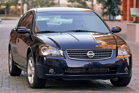 recalls on 2005 nissan altima 2005 nissan altima overview cars
