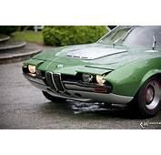 Скачать обои BMW 2800 Spicup Bertone 1969 для