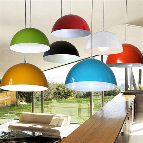 12 Quot 14 Quot Colorful Fixtures Metal Ceiling Pendant Light L Colorful Ceiling Lights