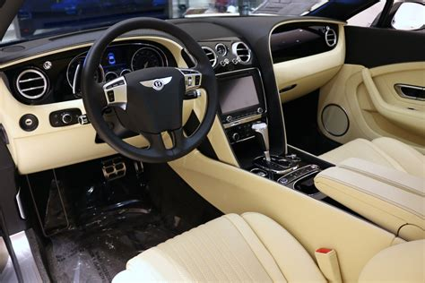 2017 Bentley Continental Gt Interior United Cars