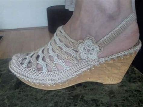 pantuflas hechas a mano zapatos deportivos para damas como tejer unas sandalias para dama pasos a seguir