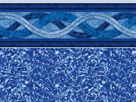 pool liner patterns