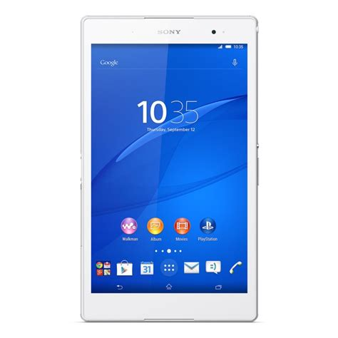 Sony Xperia Tablet Compact sony xperia z3 8 inch tablet compact black qualcomm 2 5ghz 3gb ram 16gb memory wi fi