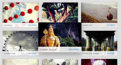 imagenes 3d html5 pure css3 galleries collection