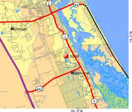 map of edgewater florida 32132 zip code edgewater florida profile homes