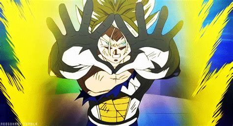 imagenes en movimiento de goku spoilers en el opening de dragon ball z manga y anime