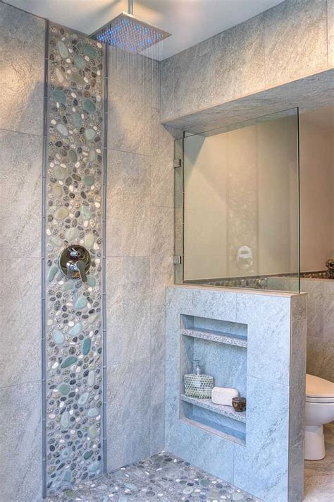 bathroom design ideas mosaic tiles 2017 2018 best cars shower tile designs for small bathrooms pictures including
