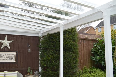 Canopy Factory Elegance Glass Roof Canopy 2 5m Projection The Canopy Shop