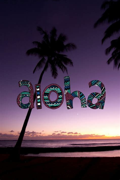 wallpaper tumblr aloha aloha background beach hawaii palms image 4000132