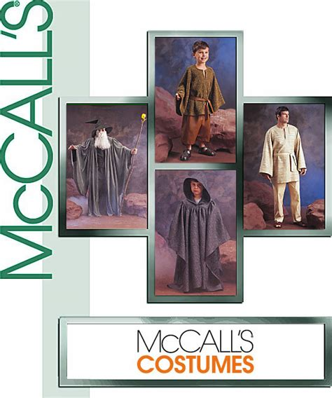 free pattern jedi cloak mccall s 3789 wizard cape