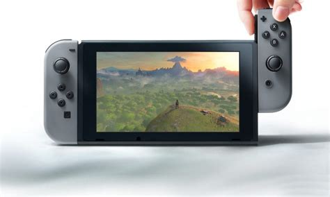 nintendo gaming console nintendo s next generation hybrid gaming console switch