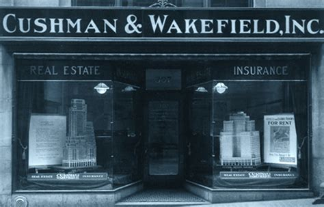 Cushman And Wakefield Finder Company History Cushman Wakefield
