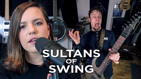 sultan of swing cover metal cover eye of the tiger by leo moracchioli und