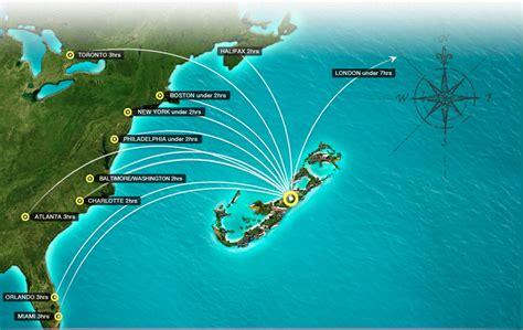 map of usa and bermuda quot bermuda and atlantic islands quot
