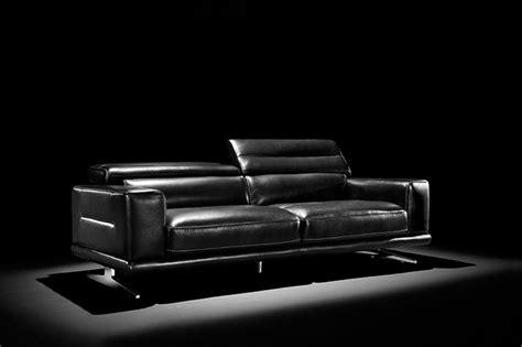 blair leather sofa black leather sofa blair by moroni leather sofas