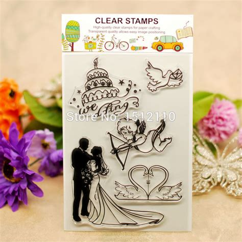 cheap rubber sts for scrapbooking scrapbook diy photo cards account rubber st clear st