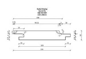 Shiplap Siding Interior Secret Fixed Shiplap Radial Timber Sales
