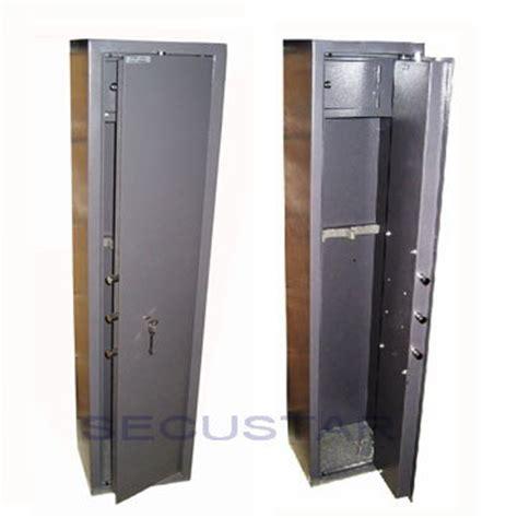 gun cabinets and safes china secustar key operated gun safe and gun cabinet