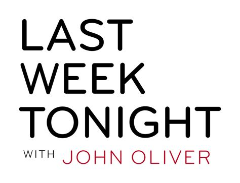 with a last week tonight with oliver