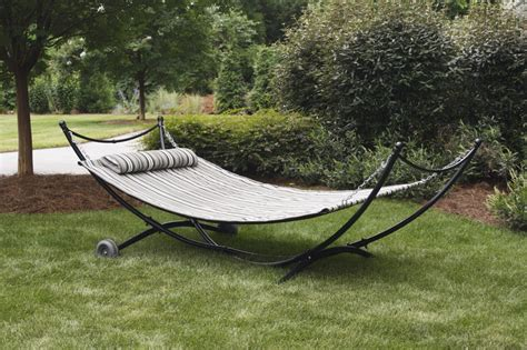 Garden Hammock With Stand Three Hammocks With Stands In Budget Midrange And