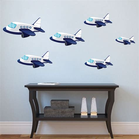 airplane wall murals planes wall decal nursery wall decal murals primedecals