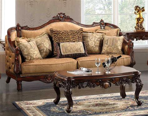 traditional formal living room furniture luxurious traditional style formal living room set hd 390b