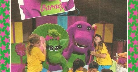 barney and the backyard gang barney in concert whatsoever critic quot barney in concert quot video review