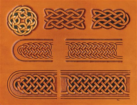 celtic belt buckle craftaid tandy leather