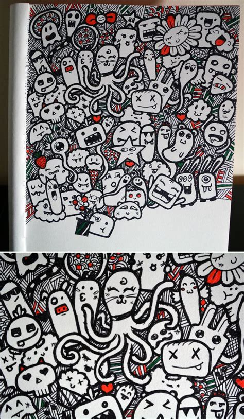 doodle list of creations 17 best images about doodle monsters on