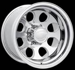 6 Lug Mini Truck Wheels 17 Quot 17x9 Ion 171 Polished Aluminum Wheels Rims 6x135 6 Lug